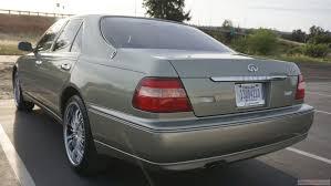 nissan infiniti 2002 infiniti q45 v8 test drive performance luxury sedan video review