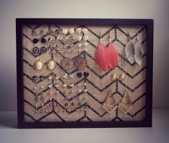 earring holder diy tutorial great for studs ksvhs jewellery