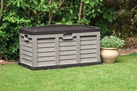 Outdoor Storage Bench Waterproof Storage Bench Garden U2013 Exhort Me