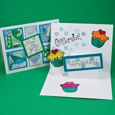 how to make a pop up birthday card easy pop up birthday card diy