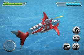 shark apk real robot shark transforming shark robot apk 1 0