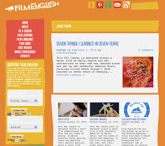 complete lesson plans to learn and teach english through films