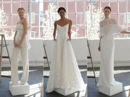 cool wedding dresses 2017 collection bridal fashion week photos