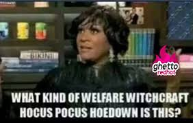 What Is The Definition Of A Meme - hocus pocus hoedown ghetto red hot