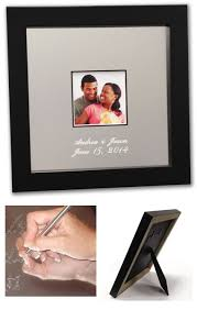 engravable guest book idoengravables 8x8 signature frame guestbook