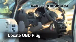 dodge caravan check engine light engine light is on 2005 2007 dodge grand caravan what to do
