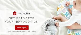 stores with baby registry target baby registry free welcome kit in stores