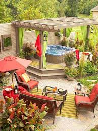 Small Backyard Landscaping 23 Small Backyard Ideas How To Make Them Look Spacious And Cozy