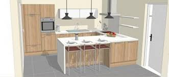 cuisine en u implantation cuisine en u home design ideas 360