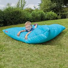 Large Outdoor Floor Pillows by Large Outdoor Quilted Cushion Outdoor Quilted Sensory Beanbag