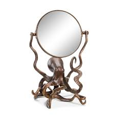 amazon com octopus vanity mirror home u0026 kitchen