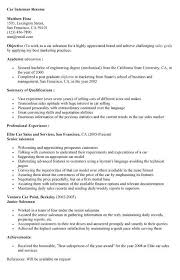teach for america sample resume sample sales cover letter