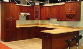 Cherry Kitchen Cabinets Cherry Shaker Kitchen Cabinets Decorating Clear