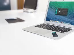 a wireless sensor that locks your mac when you walk away wired