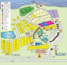 First Landing State Park Map new bern north carolina campground new bern koa