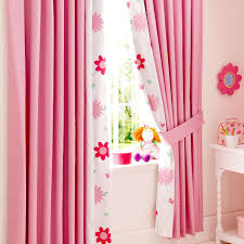 Big Lots Blackout Curtains by Kids Cerise Flower Garden Blackout Pencil Pleat Curtains Dunelm