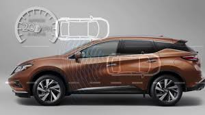 nissan murano quick reference guide 2017 nissan murano blind spot warning bsw if so equipped
