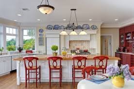 blue and white plates houzz