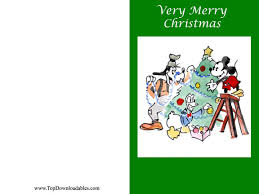 printable christmas cards templates u2013 halloween wizard