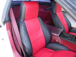 corvette seat covers c4 chevy corvette c4 1984 1993 iggee s leather custom fit seat cover