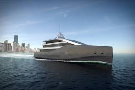 the rolls luxury for the water the rolls royce crystal blue yacht concept