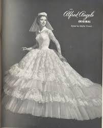 alfred angelo vintage lace wedding dresses an alfred angelo original designed by edythe vincent vintage