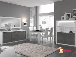 Meuble Salle A Manger Blanc Laque by Salle A Manger F Belgica Be