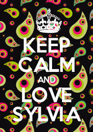 How To Make Your Own Keep Calm Meme - keep calm and love sylvia keep calm and quotes pinterest calming