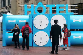 pod hotel set to offer toronto a chance to power nap