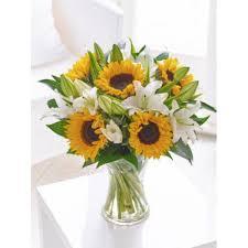 sunflower bouquet sunflower and