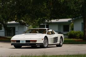 80s ferrari hey 80 u0027s kid the ferrari testarossa from miami vice is for sale