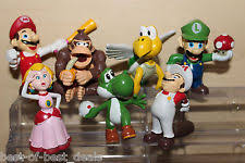 mario cake toppers mario cake toppers ebay