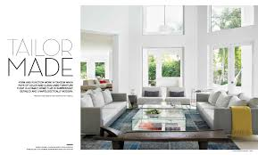 interior home magazine luxe magazine features dkor 2015 interior design press