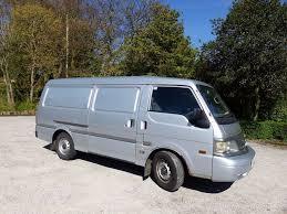 mazda van mazda van e2200 diesel in silver in whittle le woods