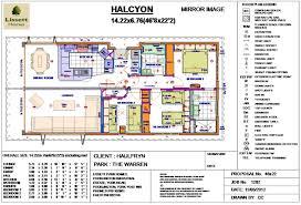 The Warren Floor Plan by Detached Bungalow For Sale In The Warren Abersoch Gwynedd Ll53