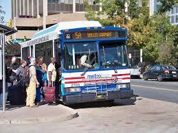 washington dc metrobus map list of metrobus routes washington d c