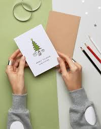 ohh deer ohh deer merry fucking christmas card