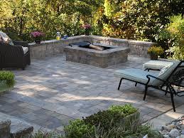 exterior design cozy nicolock pavers for interesting outdoor
