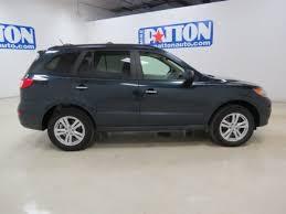 2012 hyundai santa fe limited for sale hyundai santa fe limited awd in for sale used cars on