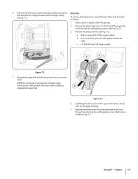drive belt troy bilt storm 8526 user manual page 19 48