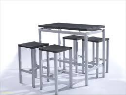 cuisine table haute design d intérieur tabouret de bar contemporain cuisine