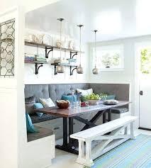 Kitchen Bench Seating Ideas Stylish Kitchen Bench Seating With Storage Seat Regarding Design 4
