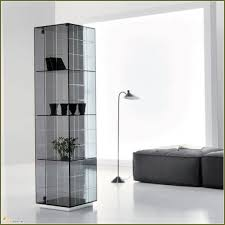 Glass Curio Cabinet With Lights Detolf Glass Door Cabinet Image Collections Doors Design Ideas