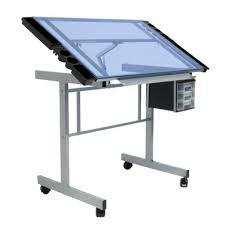 bureau table dessin table à dessin vision studio designs chez rougier plé