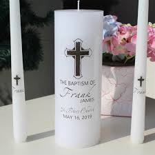 baptism candle personalized baptism candle unity set stickers vinyl decal