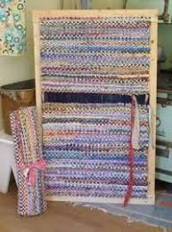Rag Rug Directions Wyoming Breezes Being Framed Great Tutorial For How To Make A