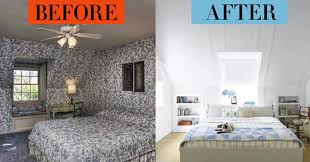 bedroom makeovers bedroom before and afters