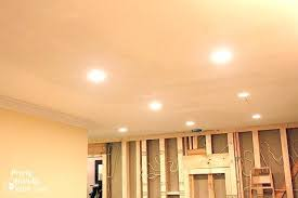 how to install recessed lighting in drop ceiling how do you install recessed lighting in ceiling image titled install