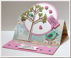 451 best sizzix die cards images on flip cards easel