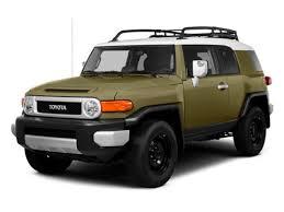 Pj Toyota Toyota Fj Cruiser Consumer Reports